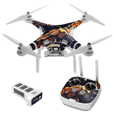 DJI Phantom 3 Skin - Hivemind