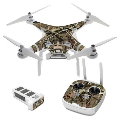 DJI Phantom 3 Skin - Break-Up Infinity