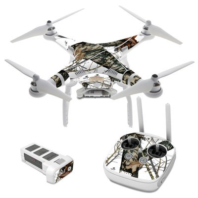 DJI Phantom 3 Skin - Winter