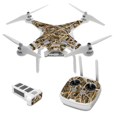 DJI Phantom 3 Skin - Shadow Grass Blades