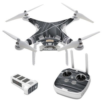 DJI Phantom 3 Skin - Plated