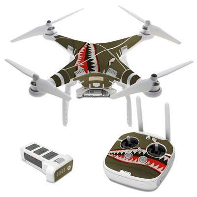 DJI Phantom 3 Skin - USAF Shark