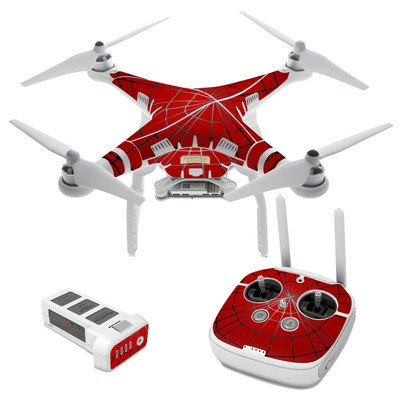 DJI Phantom 3 Skin - Webslinger