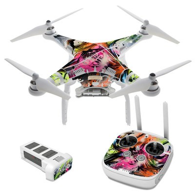 DJI Phantom 3 Skin - You