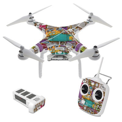 DJI Phantom 3 Standard Skin - In My Pocket