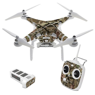 DJI Phantom 3 Standard Skin - Break-Up Infinity