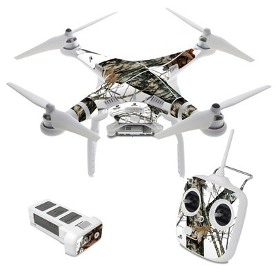 DJI Phantom 3 Standard Skin - Winter