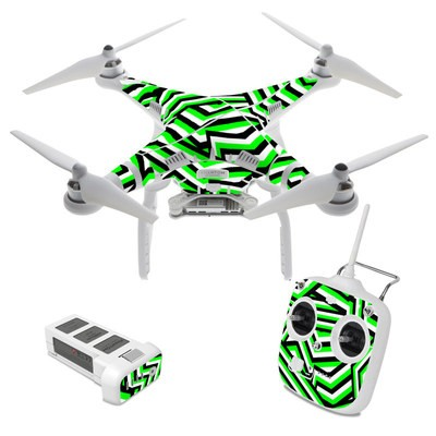 DJI Phantom 3 Standard Skin - Shocking