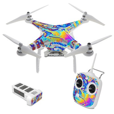 DJI Phantom 3 Standard Skin - World of Soap