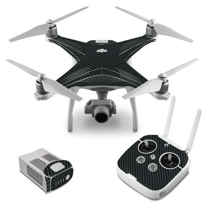 DJI Phantom 4 Skin - Carbon