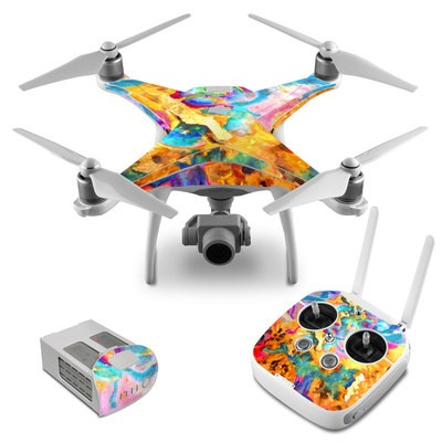 DJI Phantom 4 Skin - Dawn Dance