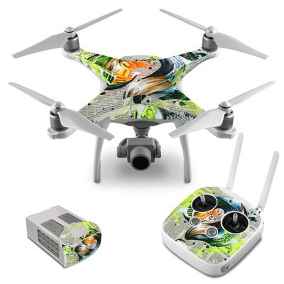 DJI Phantom 4 Skin - Question