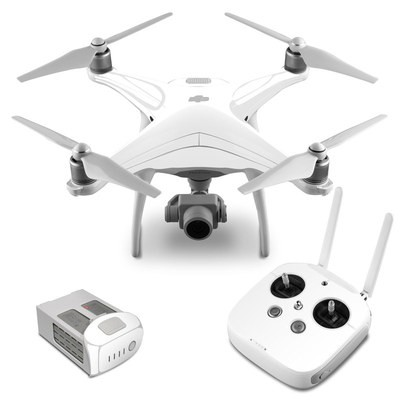 DJI Phantom 4 Skin - Solid State White