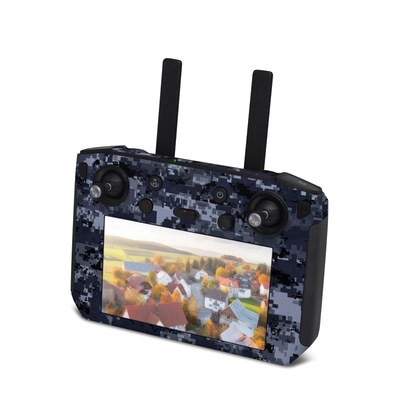 DJI Smart Controller Skin - Digital Navy Camo