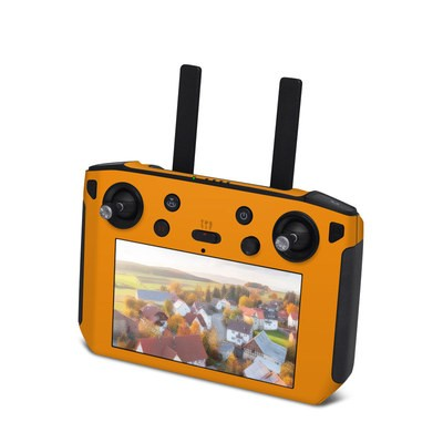 DJI Smart Controller Skin - Solid State Orange