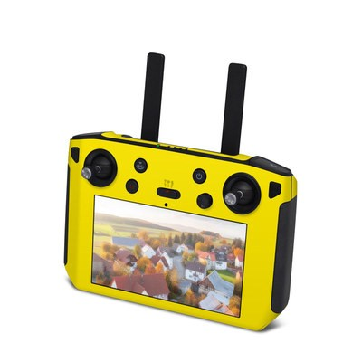 DJI Smart Controller Skin - Solid State Yellow