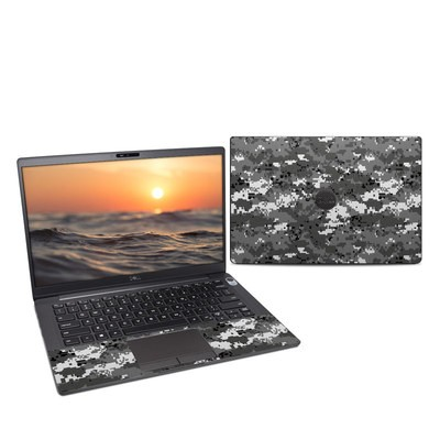 Dell Latitude (7400) Skin - Digital Urban Camo