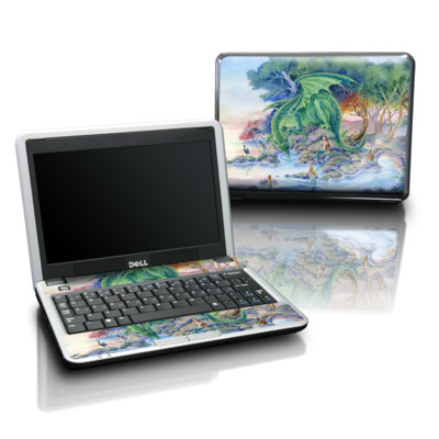 Dell Mini Skin - Of Air And Sea