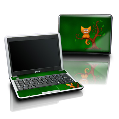 Dell Mini Skin - Cheshire Kitten
