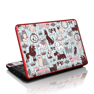 Dell Mini Skin - Doggy Boudoir