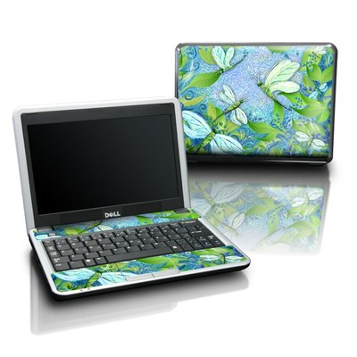 Dell Mini Skin - Dragonfly Fantasy