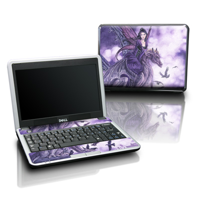 Dell Mini Skin - Dragon Sentinel