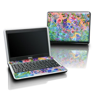 Dell Mini Skin - Fantasy Garden