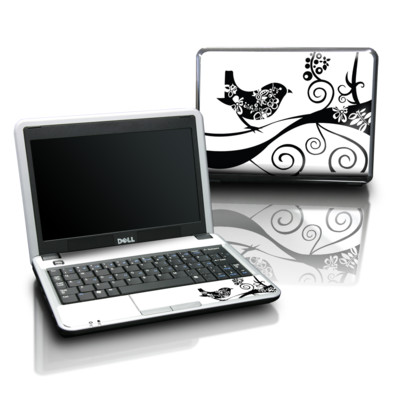 Dell Mini Skin - Little Curly