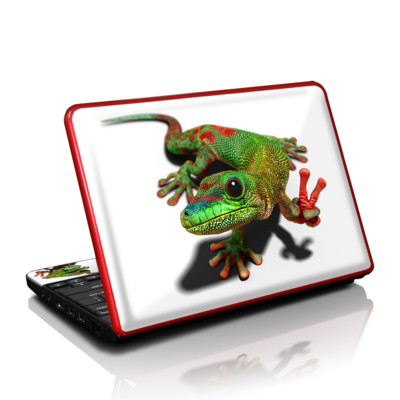 Dell Mini Skin - Peace Gecko
