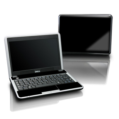 Dell Mini Skin - Solid State Black