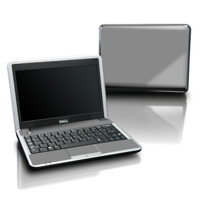 Dell Mini Skin - Solid State Grey