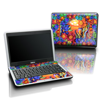 Dell Mini Skin - Summerbird