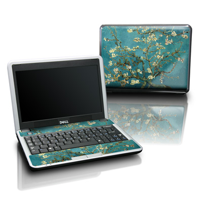 Dell Mini Skin - Blossoming Almond Tree