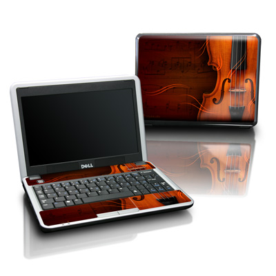 Dell Mini Skin - Violin
