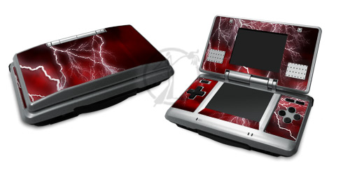 DS Skin - Apocalypse (Red)