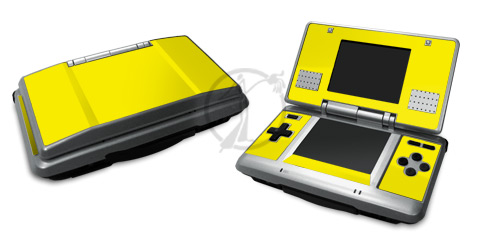 DS Skin - Solid State Yellow