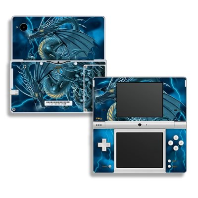 DSi Skin - Abolisher