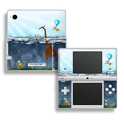 DSi Skin - Above The Clouds