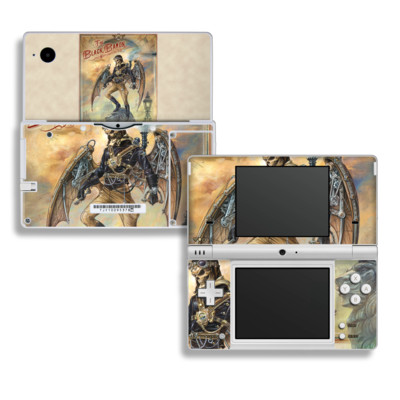DSi Skin - The Black Baron