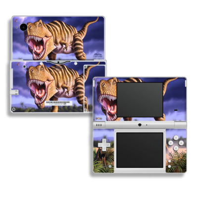 DSi Skin - Brown Rex