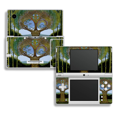 DSi Skin - Celtic Tree