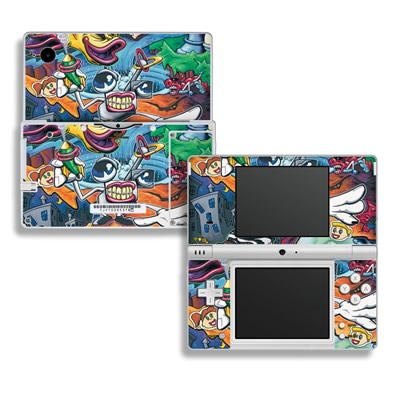 DSi Skin - Dream Factory