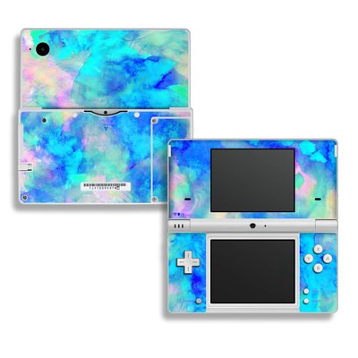 DSi Skin - Electrify Ice Blue
