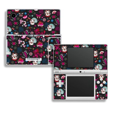 DSi Skin - Geisha Kitty