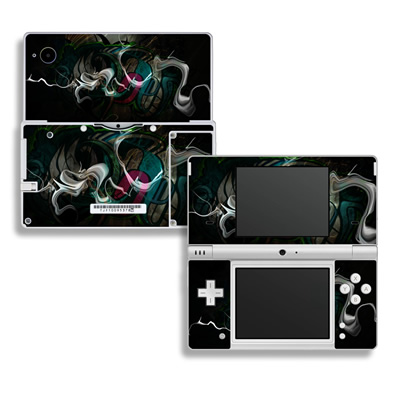 DSi Skin - Graffstract