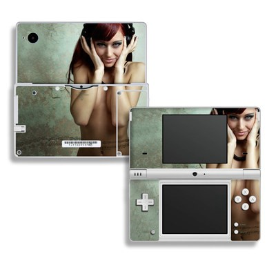 DSi Skin - Headphones