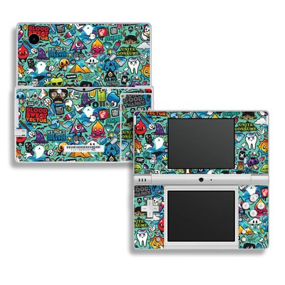 DSi Skin - Jewel Thief