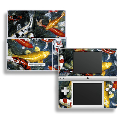 DSi Skin - Koi's Happiness
