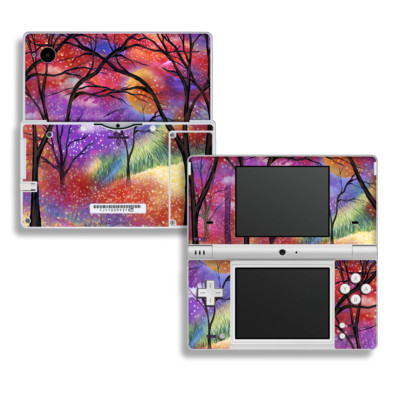 DSi Skin - Moon Meadow