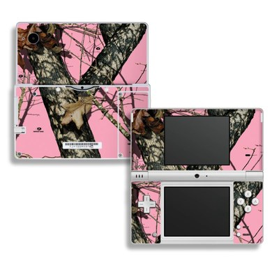 DSi Skin - Break-Up Pink